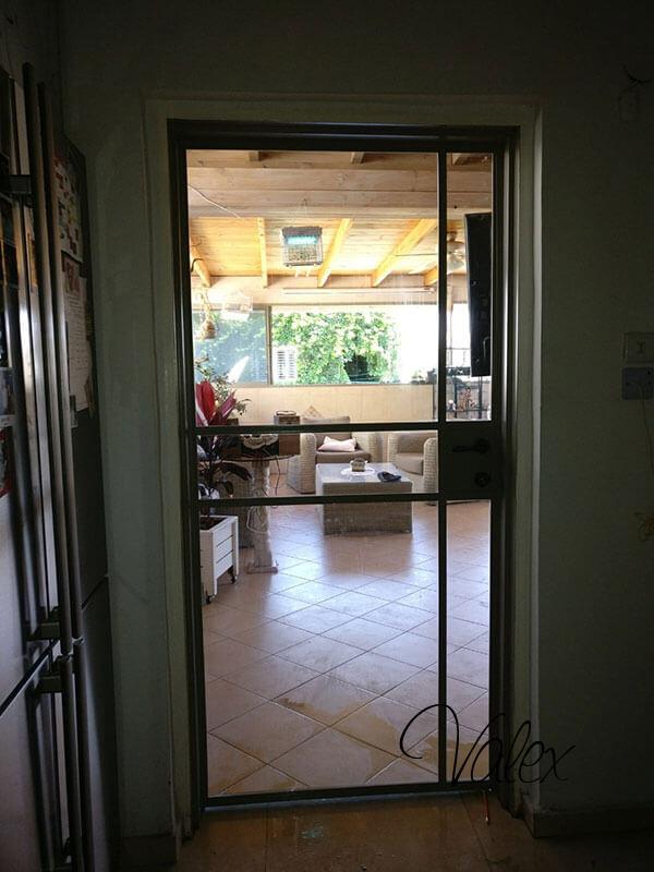 דלת בלגי למרפסת