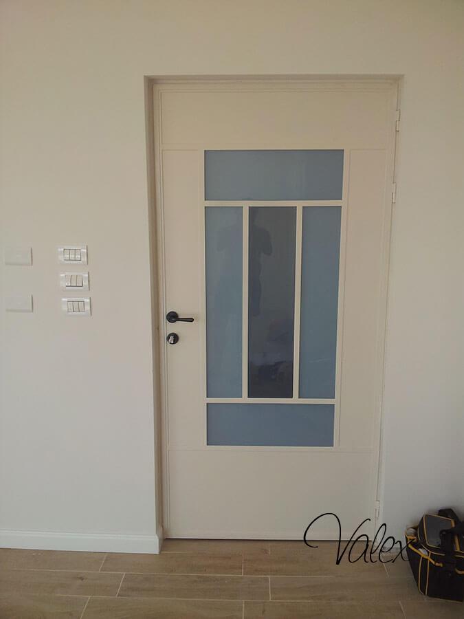 דלת בלגי כולל פח