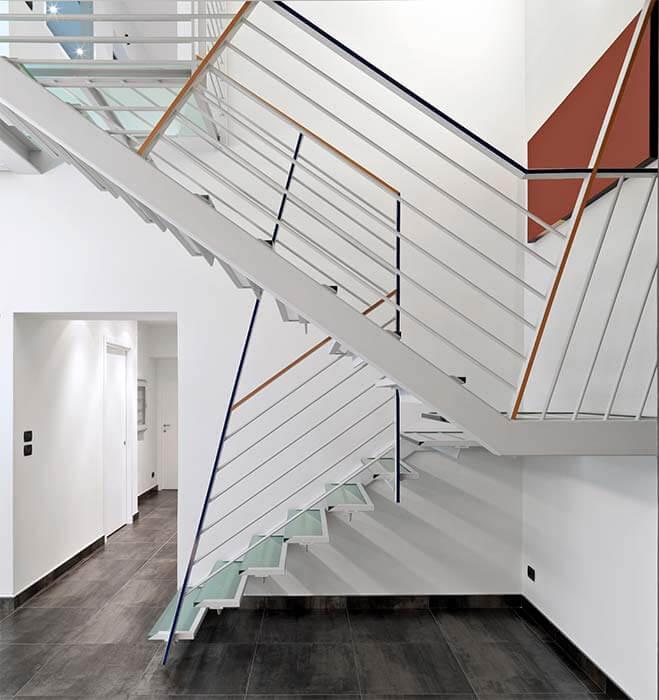 מדרגות מודרניים