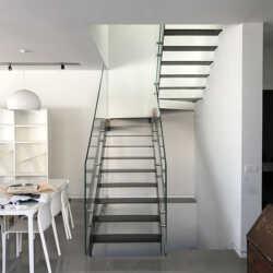 מבצעים על מדרגות ברזל