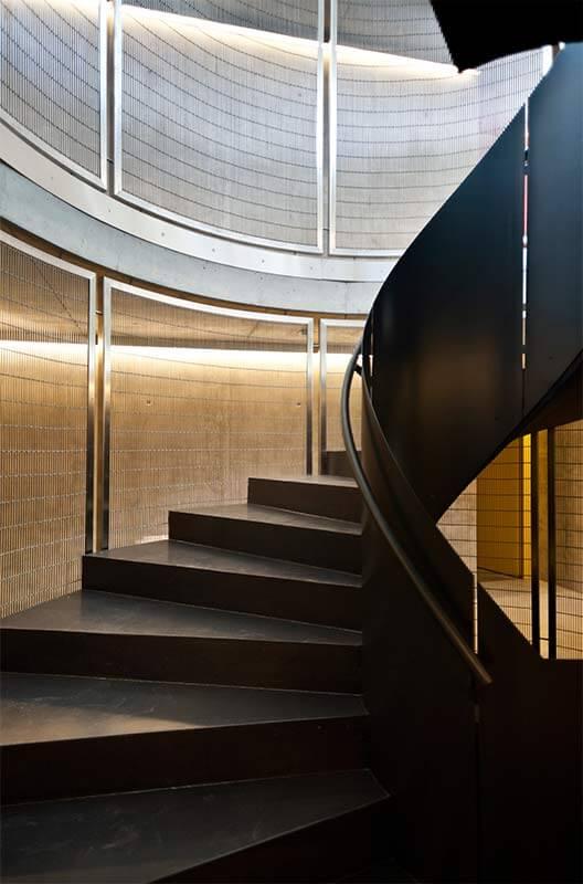 מדרגות ספרלה