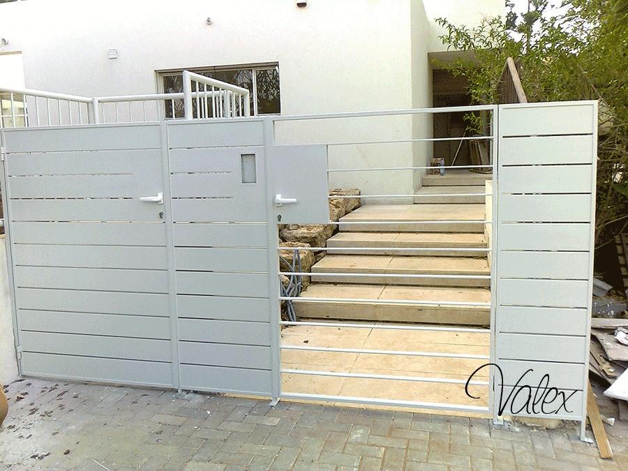 שערים למדרגות