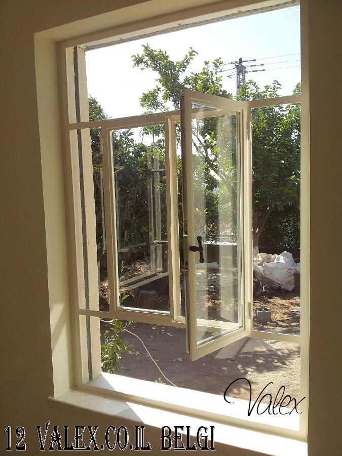 חלונות בלגי ברזל