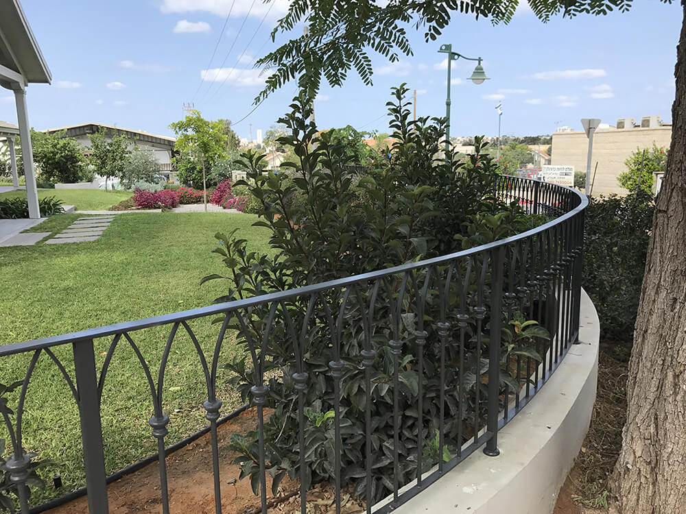 גדר ספרלה בית יצחק 256