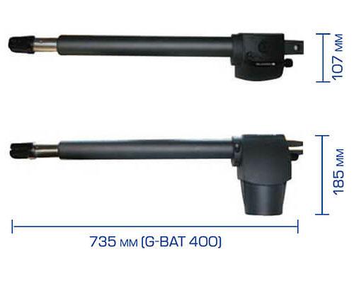 מנוע כנפים 400-GENIUS-BAT