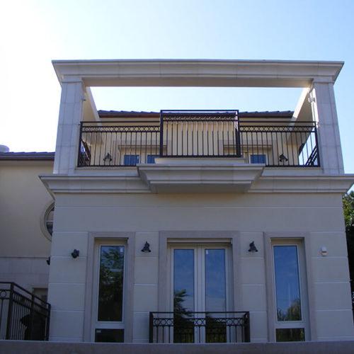 מעקות למרפסות