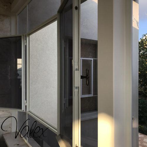Бельгийские окна из железа