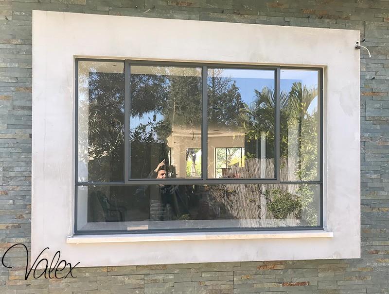 חלונות בלגיים בראשון לציון W-34