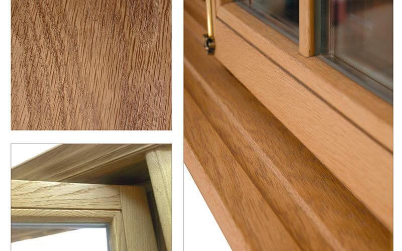 היתרונות חלונות עץ