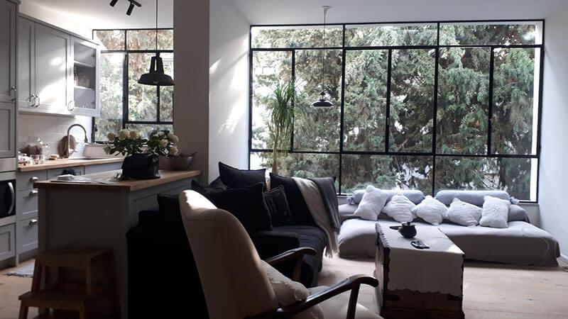 איך מייצרים חלונות בלגיים במסגריית ולקס?