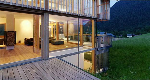 יתרונות וחסרונות של חלונות מעץ למרפסת סגורה