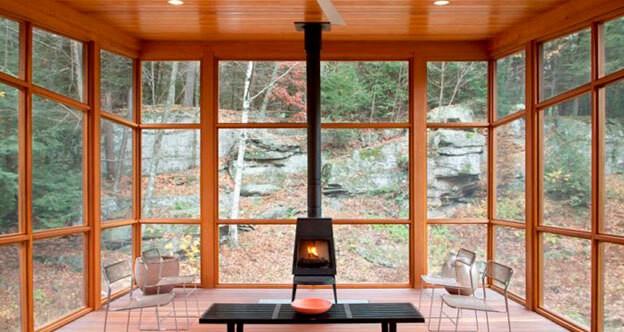 לטיפול בחלונות עץ למרפסת קיץ סגורה