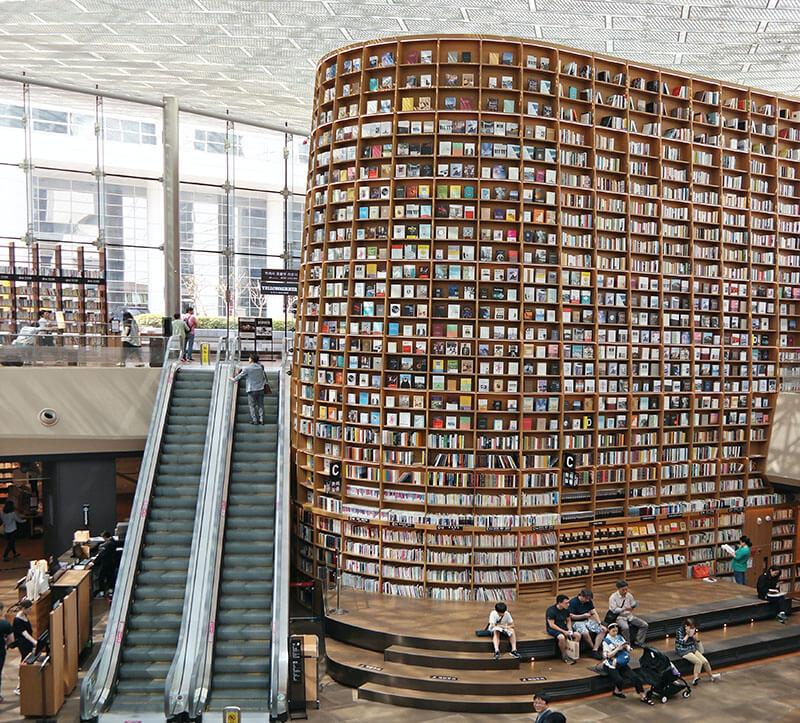 ספריות רהיטים