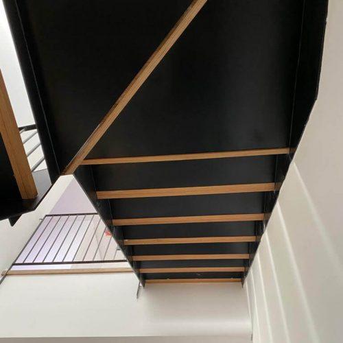 עבודות ברזל מיוחדיות מדרגות